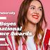 Geoff Boyes International Entrance Awards at Ryerson University, Canada 2021/2022