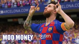 Download eFootball PES 2020 v4.1.1 MOD Apk Unlimited Money
