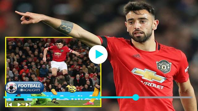 Manchester United vs Wolverhampton Wanderers – Highlights