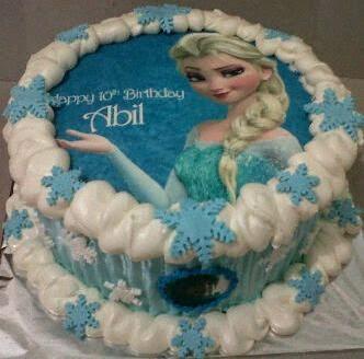 kue edible frozen bandung