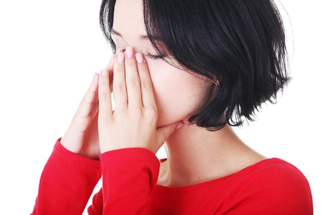 لعلاج التهاب الجيوب الانفية