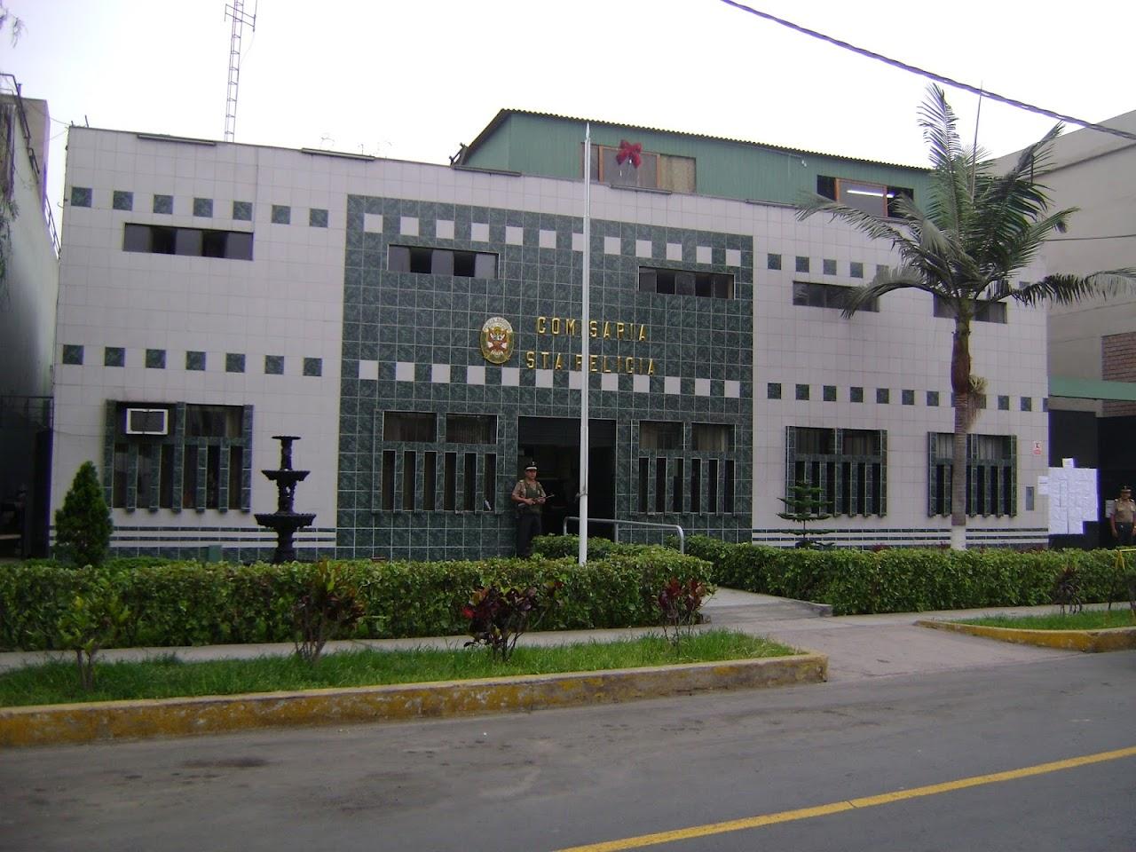 Comisaria PNP Urb. Pachacamac