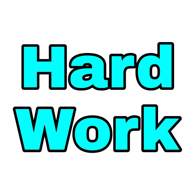 Hard Work Essay for Children and Student in English| Hard Work Pays Off
