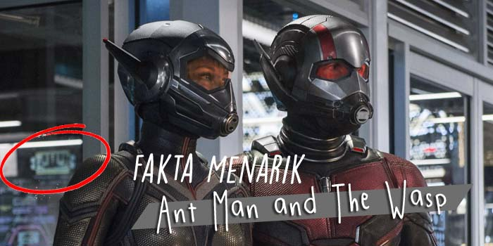 Fakta Menarik Ant-Man and The Wasp