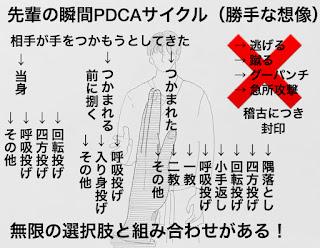 合気道のPDCAサイクル