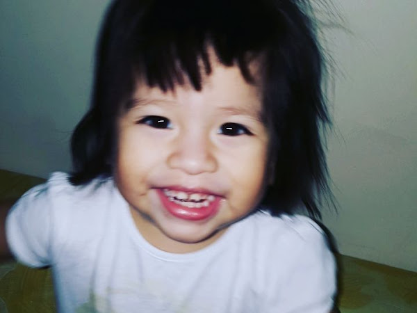 An Almost 2 year old