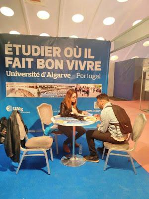 UAlg participou no Forum International de l'Étudiant em Marrocos