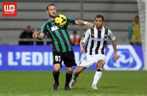 Nhận định soi kèo Sassuolo vs Udinese, 01h45 ngày 03/08/2020
