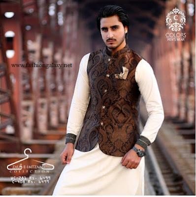 Pakistani Traditional Clothes men's wear