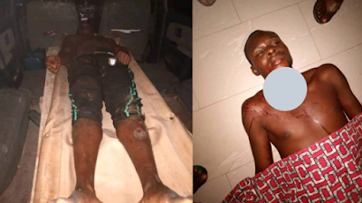 Siblings Conspire To Kill Their Brother, Hack Open His Neck In Ohaji (Viewers Discretion)