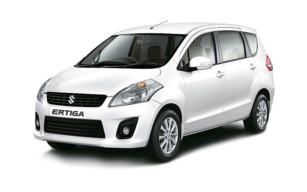 Maruti Suzuki Ertiga 7seater MPV