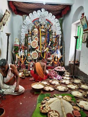 Durga Puja Rituals