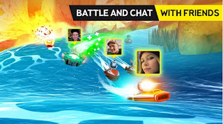 Battle Bay MOD APK v2.2.14240 (No Skill CD)