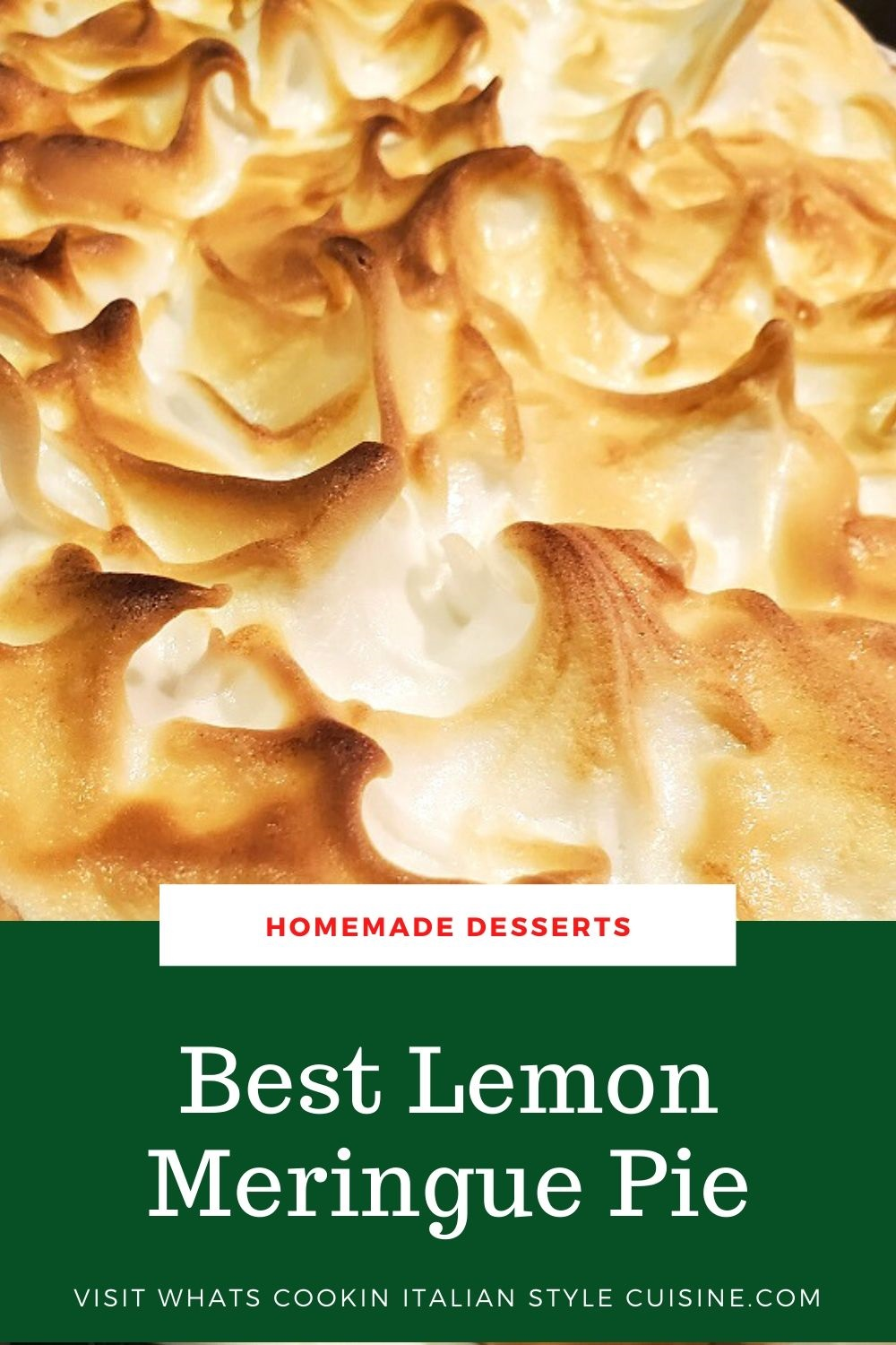 Pin for later lemon pie