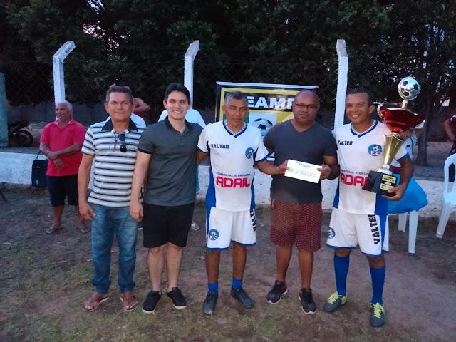 Água Branca vence Regeneração nos pênaltis e conquista 5ª Copa Cinquentão do Médio Parnaíba.