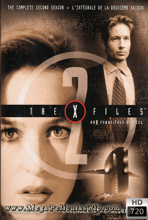 The X-Files Temporada 2 [720p] [Latino-Ingles] [MEGA]