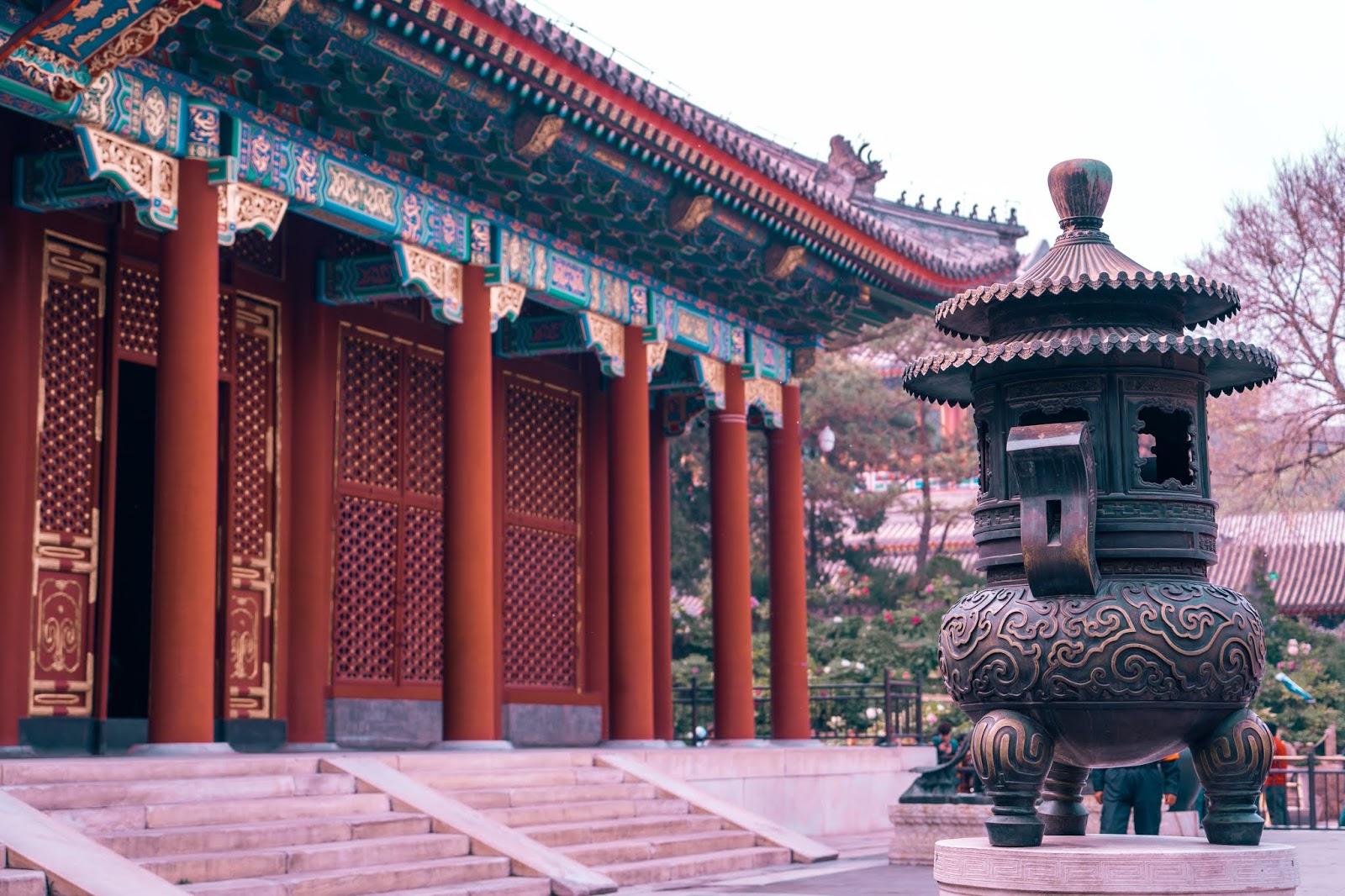 palais d'été - pékin - laquotidiennedele - blog voyage - chine