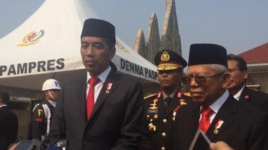 Jokowi Ingin Ganti Eselon III dan IV dengan Kecerdasan Buatan?