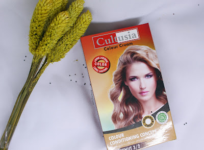 Cultusia color cream chestnut