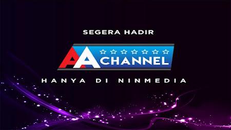 Frekuensi siaran AA Channel di satelit ChinaSat 11 Terbaru