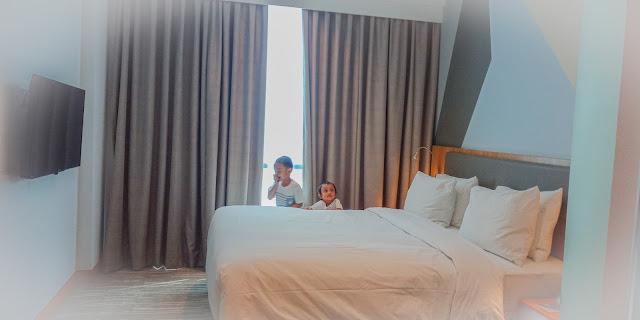 Staycation Holiday Inn Express Matraman