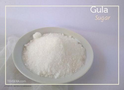 gula kastor untuk membuat kue