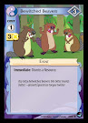 My Little Pony Bewitched Beavers High Magic CCG Card