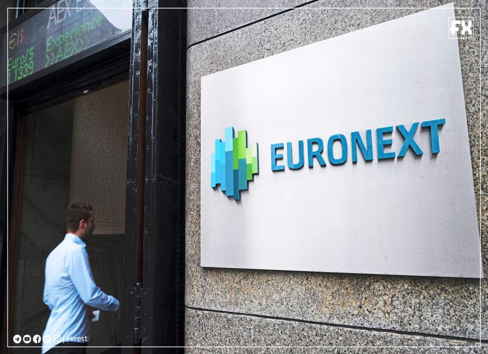 بورصة Euronext توقف خدمة بث شريط فوركس