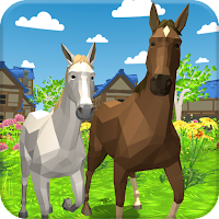Horse Family – Animal Simulator 3D Mod Apk