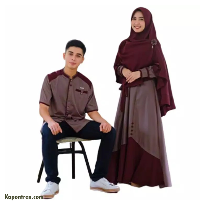 Samawa Couple Set | Dress | Gamis