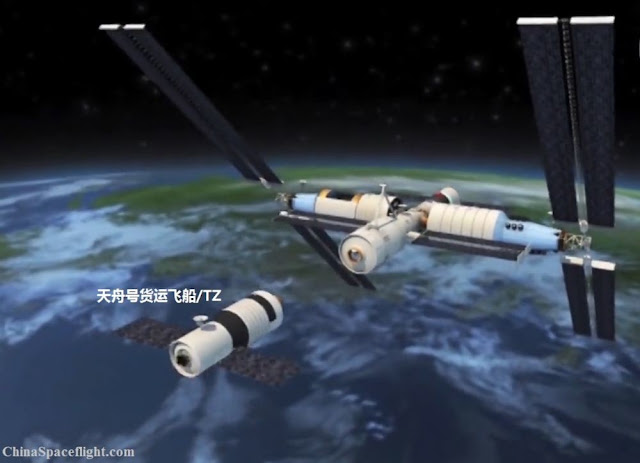 China will have its own space telescope with field of view 300 times greater than the Hubble
