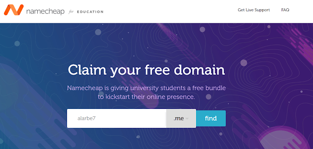Namecheap Education Program