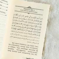Buku Terjemah Hadits Arba'in An Nawawiyyah Attuqa