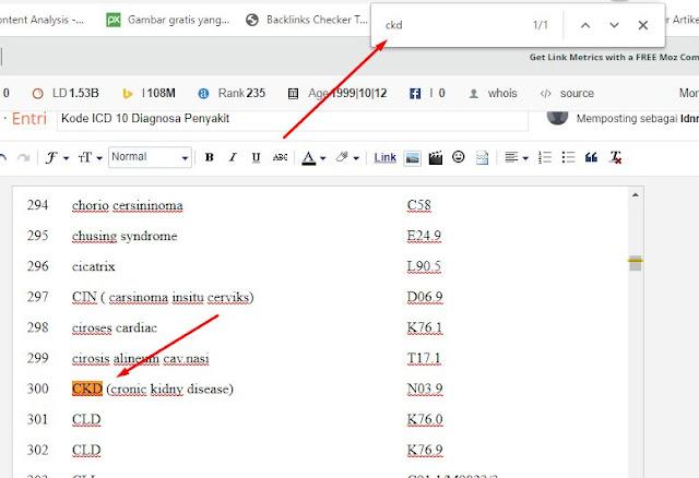 Kode Icd 10 Diagnosa Penyakit Idnrepublika Com