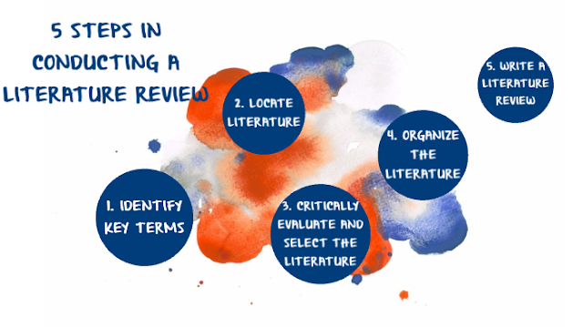 5 Steps to Write a Literature Review