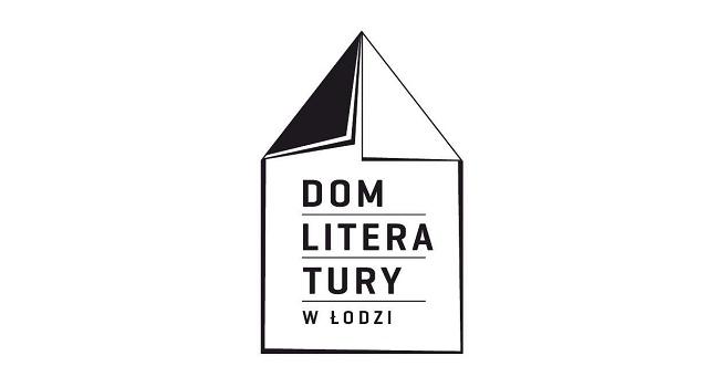 Dom Literatury w Łodzi - logo
