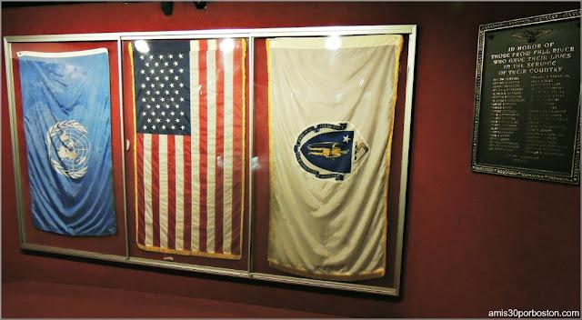 Monumento Conmemorativo Oficial de Massachusetts de las Guerras de Corea y Vietnam