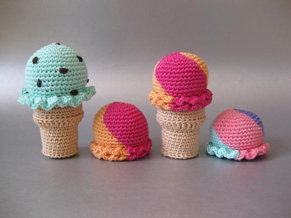Pola amigurumi buah : Pola crochet gratis: 25 ide rajutan amigurumi super kawaii she nisa