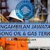 Pengambilan Terkini Jawatan Dalam Bidang Oil & Gas