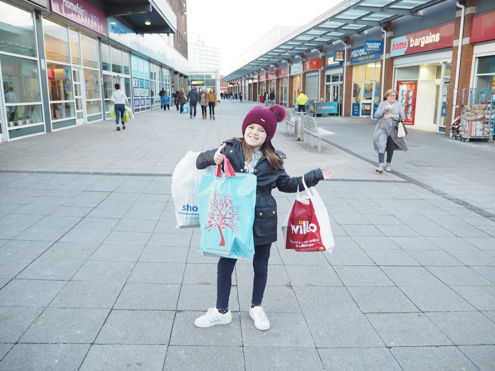 christmas shopping pavillion centre thornaby middlesbrough