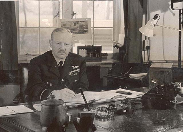 Bomber Harris during World War II worldwartwo.filminspector.com