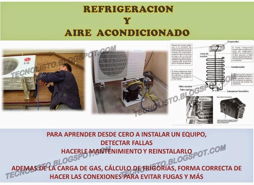 """""""Curso de refrigeracion y AA"""""""