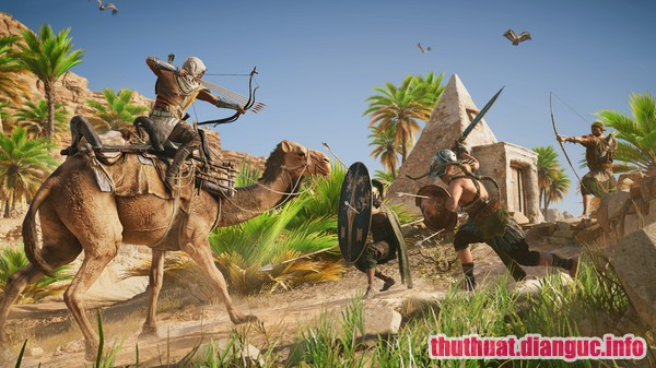 Download Game Assassin's Creed Origins Full Crack, Assassin's Creed Origins, Assassin's Creed Origins free download