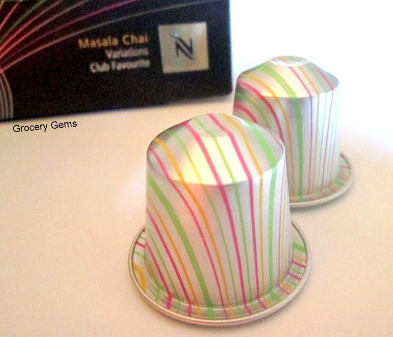 Grocery Gems: Review: Nespresso Masala Chai