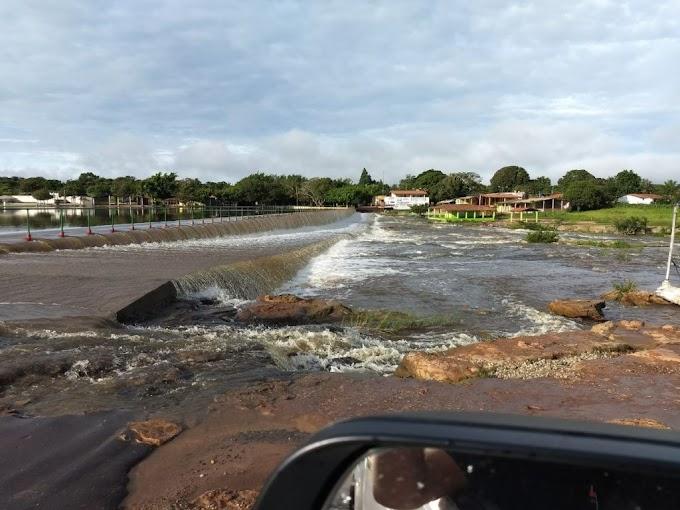 Reservatório Jaburu I, em Ubajara, alcança 25.87% de sua capacidade