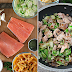 Attempt This Superfood Pasta Dish With Salmon and Capers in a Tarragon Cream Sauce