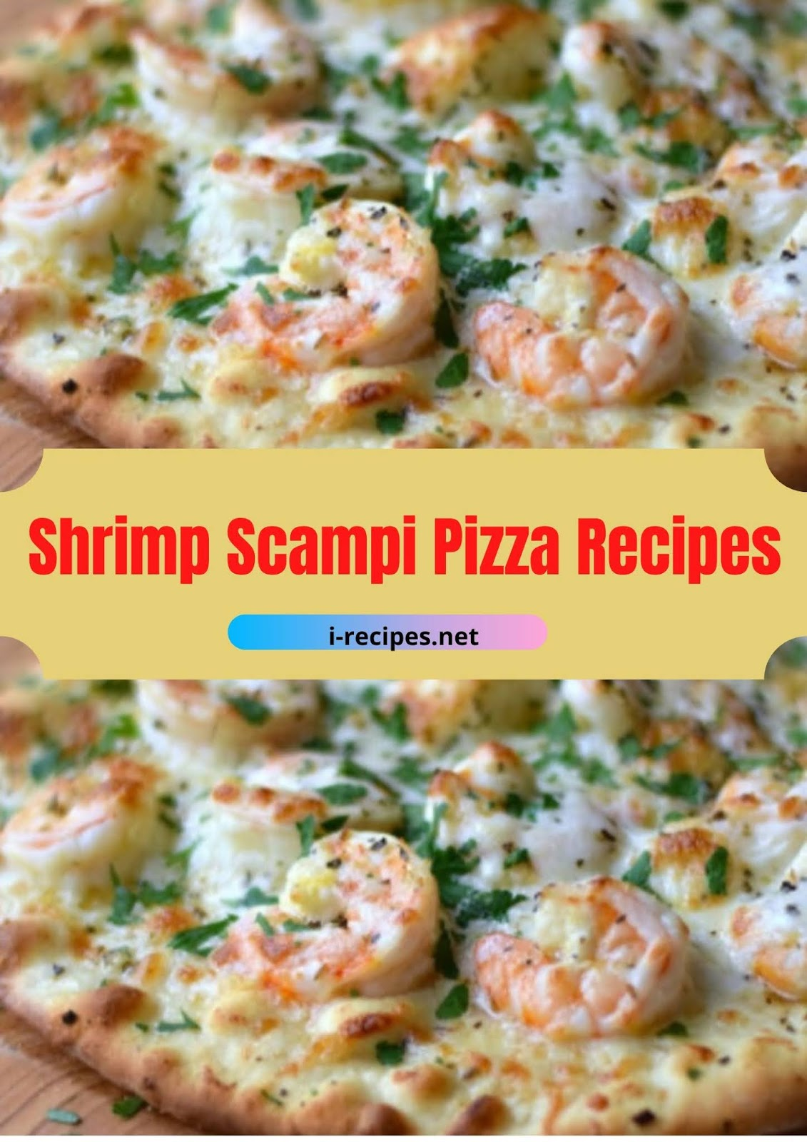 Shrimp Scampi Pizza Recipes