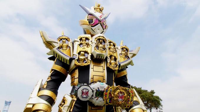 Spoiler Kamen Rider Zi-O Episode 39, Debut Kamen Rider Grand Zi-O