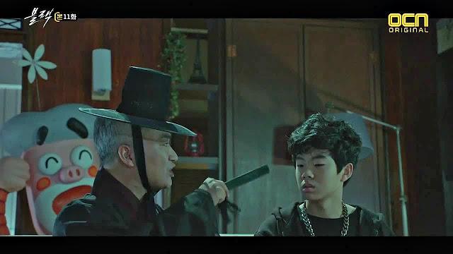 Drama Korea Black Episode 1-16 Subtitle Indonesia