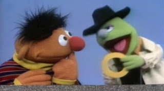 Lefty the Salesman sings Would You Like to Buy an O with Ernie. Sesame Street Alphabet Songs
